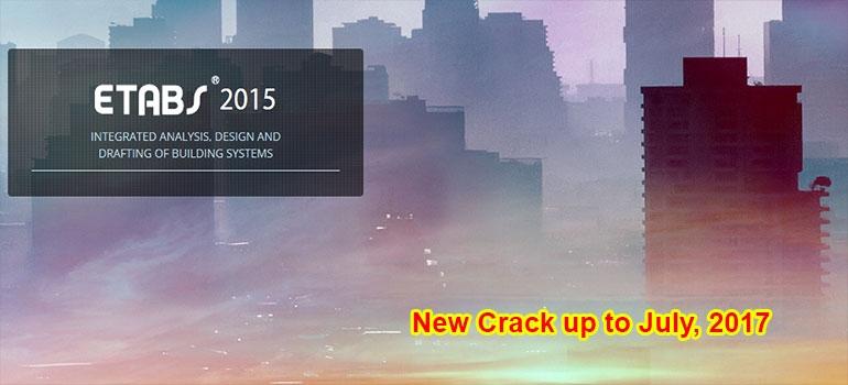 کرک جدید ETABS 2015 V15.2.2